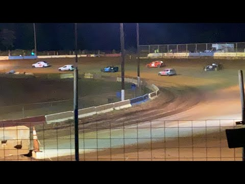 8/21/2021 Young Guns FWD Cherokee Speedway - dirt track racing video image