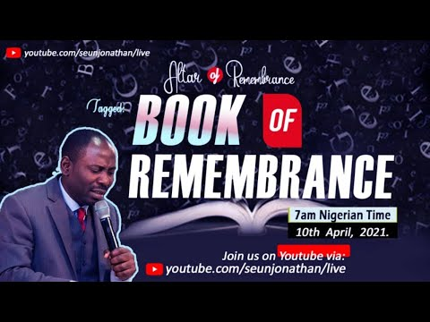 Altar of Remembrance - THE BOOK OF REMEMBRANCE !!! -- Episode 19