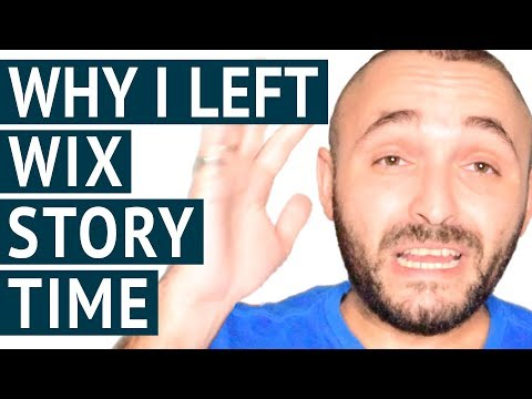 Why I Left Wix - Story Time ✔ Wix Stores SUCK! - UC778DZKsSi-kPHHtp27r8Nw