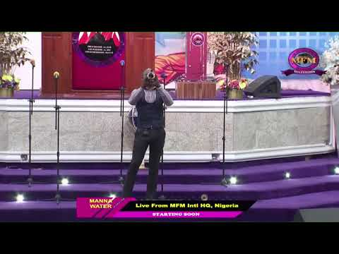 CONFRONTING THE SPIRIT OF BELIAL   MFM MANNA WATER SERVICE 04 08 21  DR D  K  OLUKOYA
