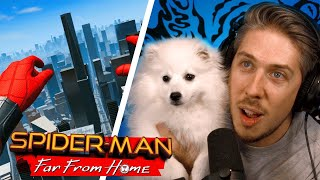 Is the FREE Spiderman: Far From Home VR game worth its expensive pricetag?!