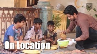 Gathbandhan | Raghu raises hand on Maya; Dhanak look on | ON LOCATION | Shruti Sharma,  Abrar Qazi