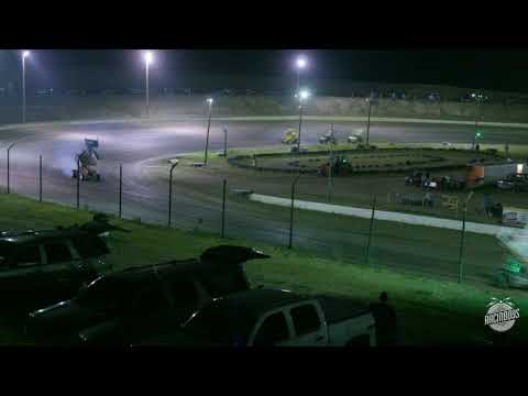 ASCS Frontier Region at Sheridan Speedway 7 25 21 - dirt track racing video image