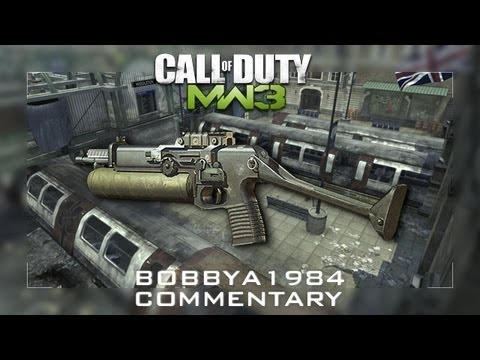 Black Ops 2 Multiplayer & 30 Days of P90X - bobbya1984 Modern Warfare 3 Commentary - UCKy1dAqELo0zrOtPkf0eTMw