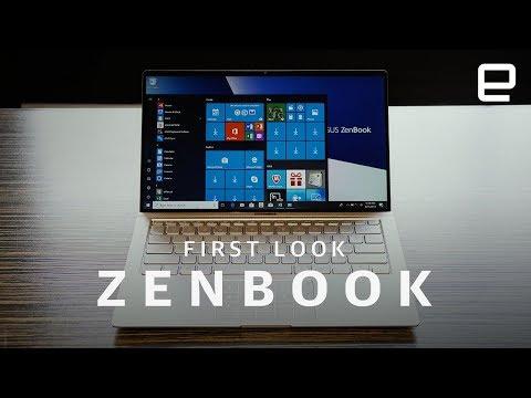 ASUS ZenBook and ZenBook Flip 2018 First Look at IFA 2018 - UC-6OW5aJYBFM33zXQlBKPNA
