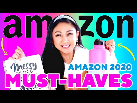 AMAZON MUST HAVES 2020!