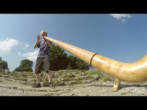 GoPro Music: Amazing Alphorn Beatbox
