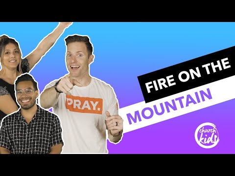 ChurchKids: Fire on the Mountain