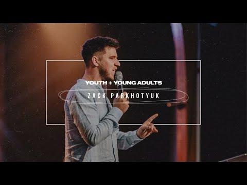 Youth & Young Adults Service 1.13.21  Zack Parkhotyuk