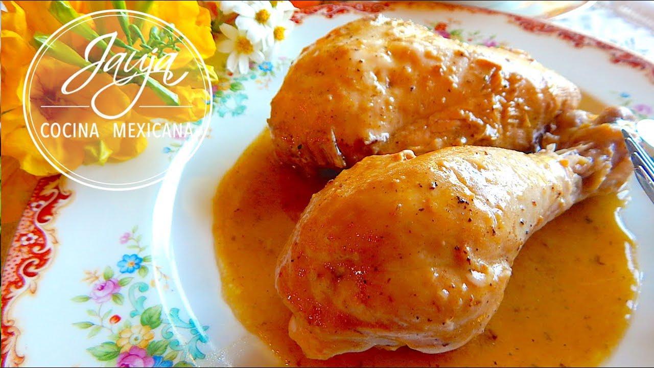 Pollo A La Naranja Audiomania Lt