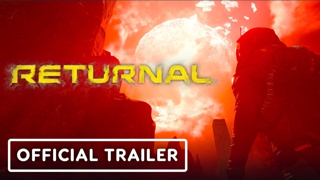 Returnal – Official Story Trailer