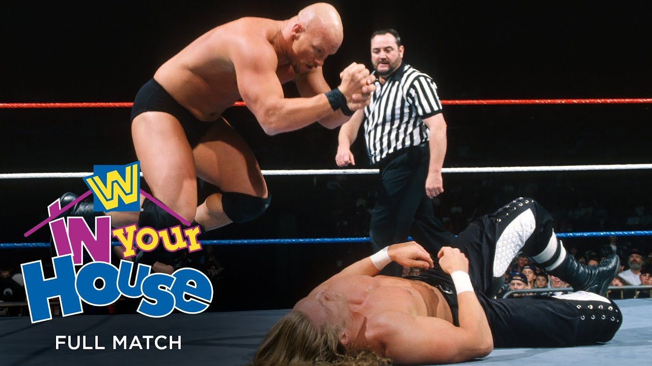 FULL MATCH – Austin vs. HHH: WWE In Your House: Buried Alive 1996
