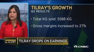 Top analyst breaks down Tilray's earnings