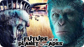FUTURE OF THE PLANET OF THE APES Movie Preview | What to expect from Part 4