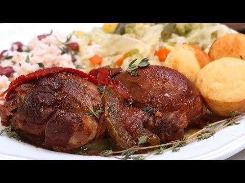 Jamaican Brown Stew Chicken (Village Recipe!) - UCubwl8dqXbXc-rYE8MOSUnQ