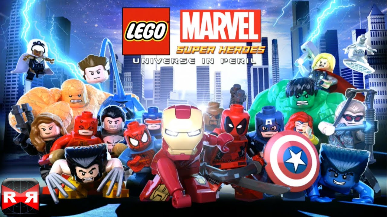 LEGO Marvel Super Heroes: Universe in Peril (By Warner Bros
