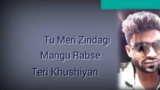 chahunga main satyajeet lyrics || hindi Sad song || Mozidur Rahman