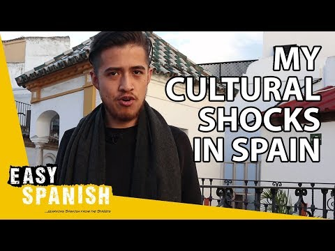 MEXICAN IN SPAIN: My 5 cultural shocks  - UCAL4AMMMXKxHDu3FqZV6CbQ