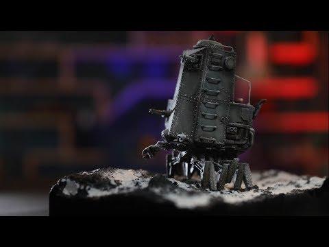 Making Snow Effects for Diorama Miniatures! - UCiDJtJKMICpb9B1qf7qjEOA