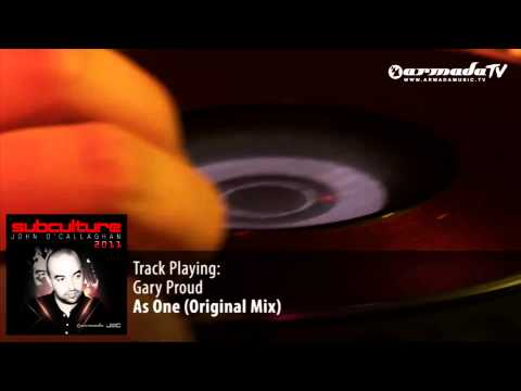 Gary Proud - As One (Original Mix) - Subculture 2011 preview - UCGZXYc32ri4D0gSLPf2pZXQ