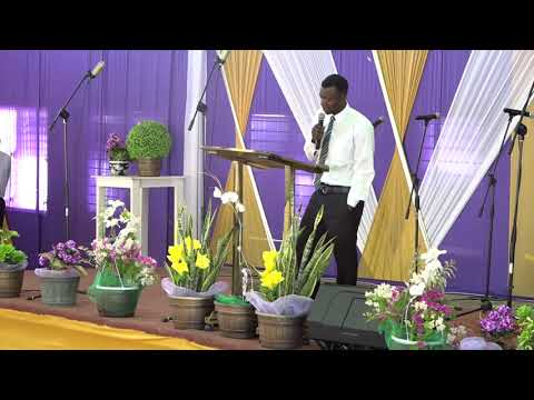 The Grace Workshop - Jovan Hayden -Testimony