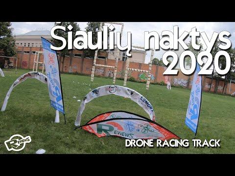 Šiaulių naktys - Drone racing - 2020 - DronaHell - UCv2D074JIyQEXdjK17SmREQ