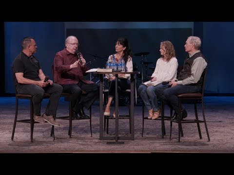 Charis Bible College - Healing School with a Group Panel Discussion - August 15, 2019