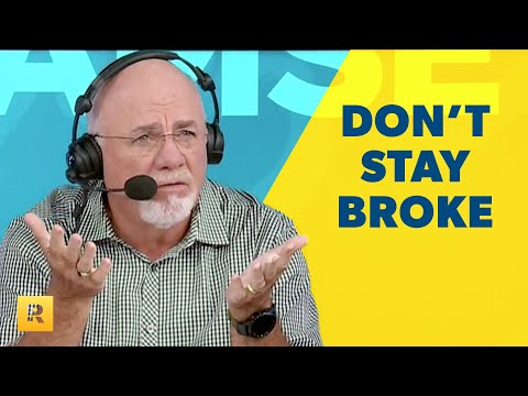 Are You Letting Your Arrogance Keep You Broke? - Dave Ramsey Rant