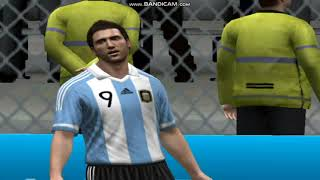 Argentina Vs Brazil Fifa 12 Gameplay