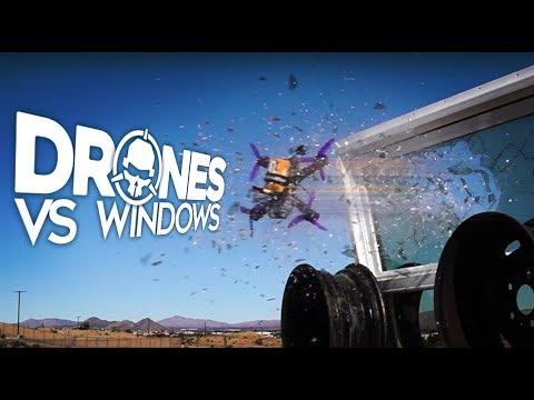 Drones vs. Windows - UCemG3VoNCmjP8ucHR2YY7hw