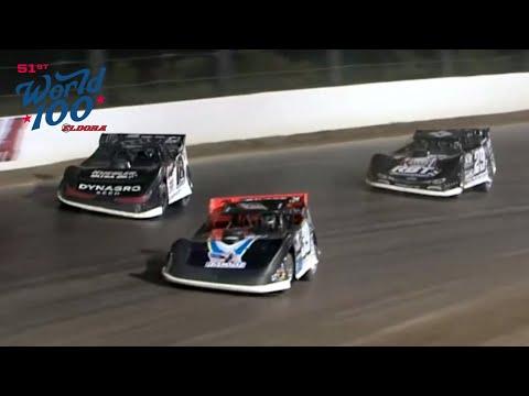 Prelim Night Features | 51st World 100 at Eldora Speedway - dirt track racing video image
