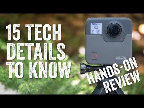 GoPro Fusion Review: 15 Tech Things to Know! - UC6y_DbpezOinlzHv8O092zw