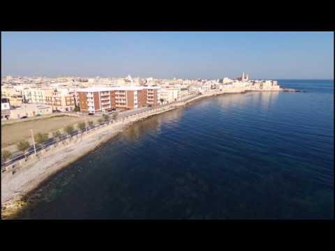 Giovinazzo lungomare esercito italiano ripreso dal drone - Francesco Alborè