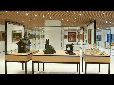 New York: Chuẩn bị mở cửa lại Bảo tàng dành cho chó