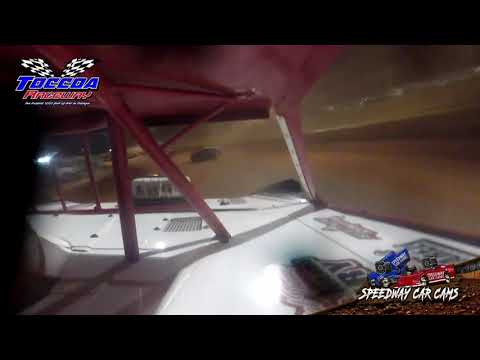 #102 Steve Segard - Limited Late Model - 10-23-21 Toccoa Raceway - In-Car Camera - dirt track racing video image