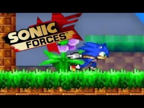 Sonic Forces 2D (Sonic fangame) - default