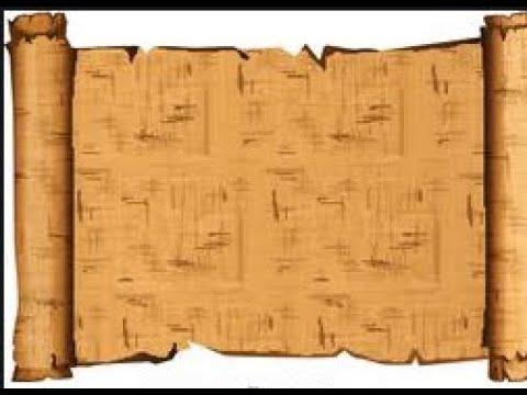 Brand New Dead Sea Scrolls Discovered