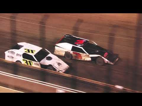 Perris Auto Speedway IMCA Modified Main Event 7-1- 21 - dirt track racing video image