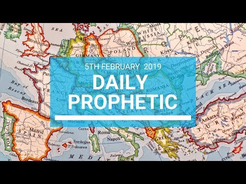 Daily Prophetic 5 February 2019