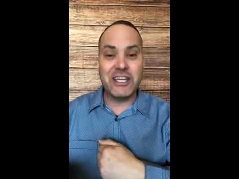 Facebook Live:  Agreement & Discernment with Holy Spirit in 2019 is Key  Joe Joe Dawson
