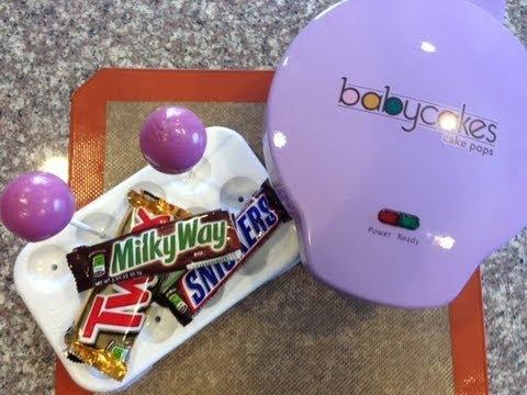 Hate your Babycakes Cake Pop Maker? Tricks to making them taste better!