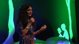 Give Chance a Chance | Mirchi RJ Smitha | TEDxREVAUniversity