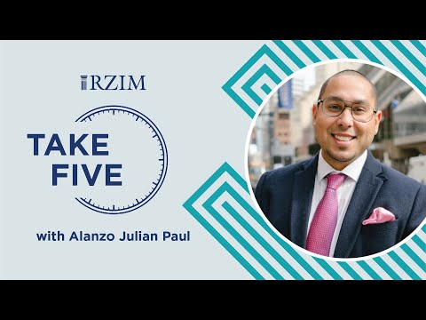What Does Jesus as Bread of Life Mean?  Alanzo Julian Paul  Take Five  RZIM