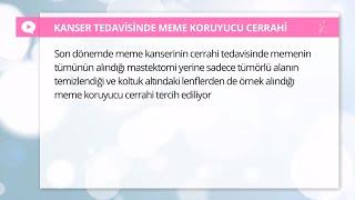Prof. Dr. Metin Çakmakçı - Meme kanseri nasıl tedavi edilir?  - Uzman Tv