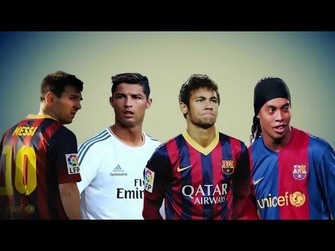 cheaper ffd6c 2df75 Craziest Skills Ever ○ C.Ronaldo ○ Neymar ○ Messi ○ Ronaldinho  HD