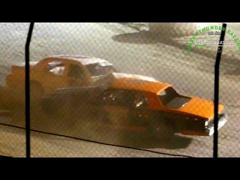 Desert Thunder Raceway Sport Mini Bomber Main Event 8/6/21 - dirt track racing video image