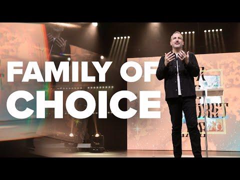 God's Choice of Family  Turning Point Church