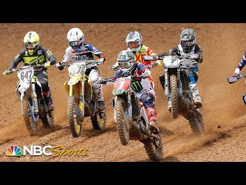 Best of 2019 Pro Motocross 450 class season | Motorsports on NBC