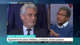 Rashid Sidahmed Elsheikh discusses Sudan