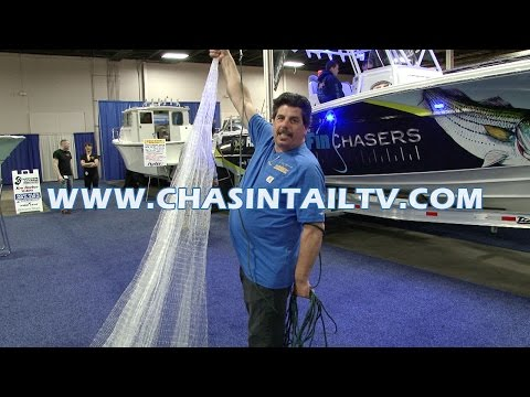 Throw a Large Cast Net, The Easy Way | Chasin' Tail TV - UCQw3rnM5f9OKeDHHSy34xyw
